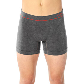 Icebreaker Anatomica Seamless Badebukser Herrer, monsoon heather